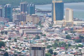 Tobago Şehir Merkezi
