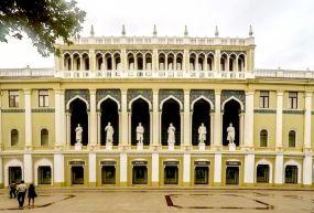Azerbaycan Ulusal Tarih Müzesi
