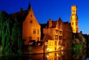 Bruges Tarihi Şehir Merkezi