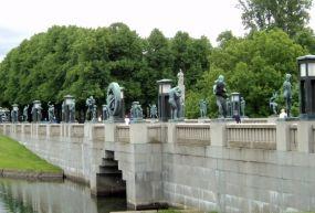 Vigeland Heykel Parkı