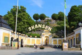Skansen Stockholm Açık Hava Müzesi