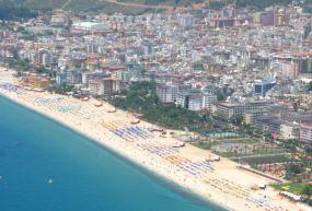 Damlataş Plajı