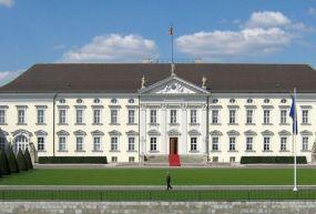 Schloss Bellevue Sarayı