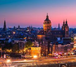 Amsterdam Turu (Ramazan Bayramı) - 3 Gece