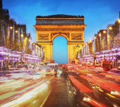 Paris Turu (19 Mayıs) - 3 Gece