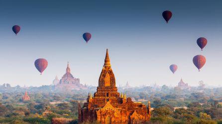 Myanmar Turları