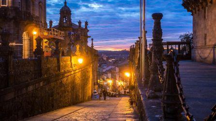 Santiago De Compostela Turları
