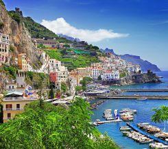 Amalfı Kıyıları Napoli & Roma - 4 Gece