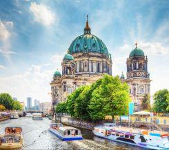 Romantik Almanya & Orta Avrupa (Nurnberg,Münih,Viyana,Prag,Berlin) (Kurban Bayramı) - 7 Gece
