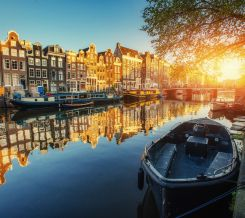 Erken Rezervasyon Amsterdam (Erken Rezervasyon) - 3 Gece
