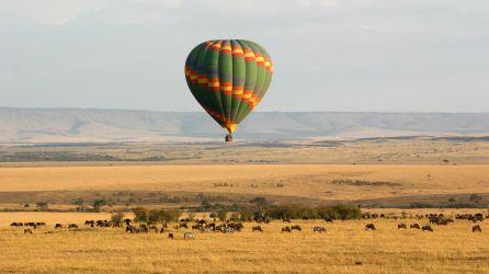 Masai Mara Turları