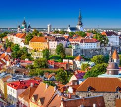 Estonya (Tallinn) Turları